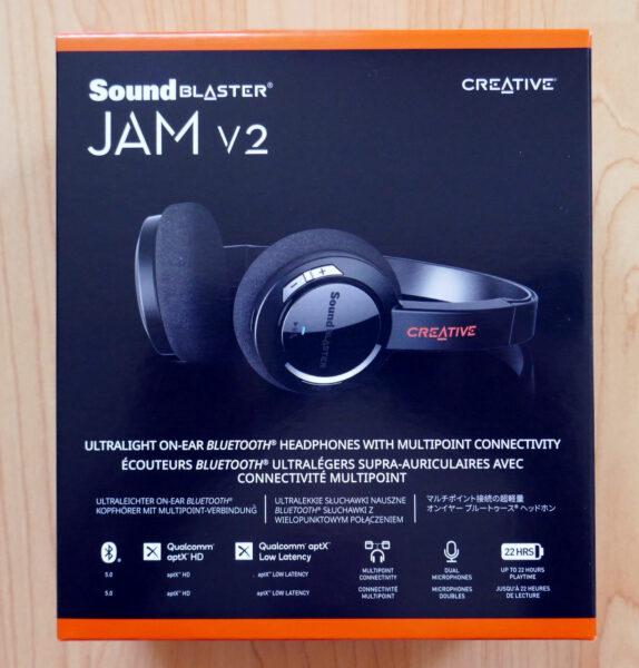 Sound Blaster Jam V2 Verpackung