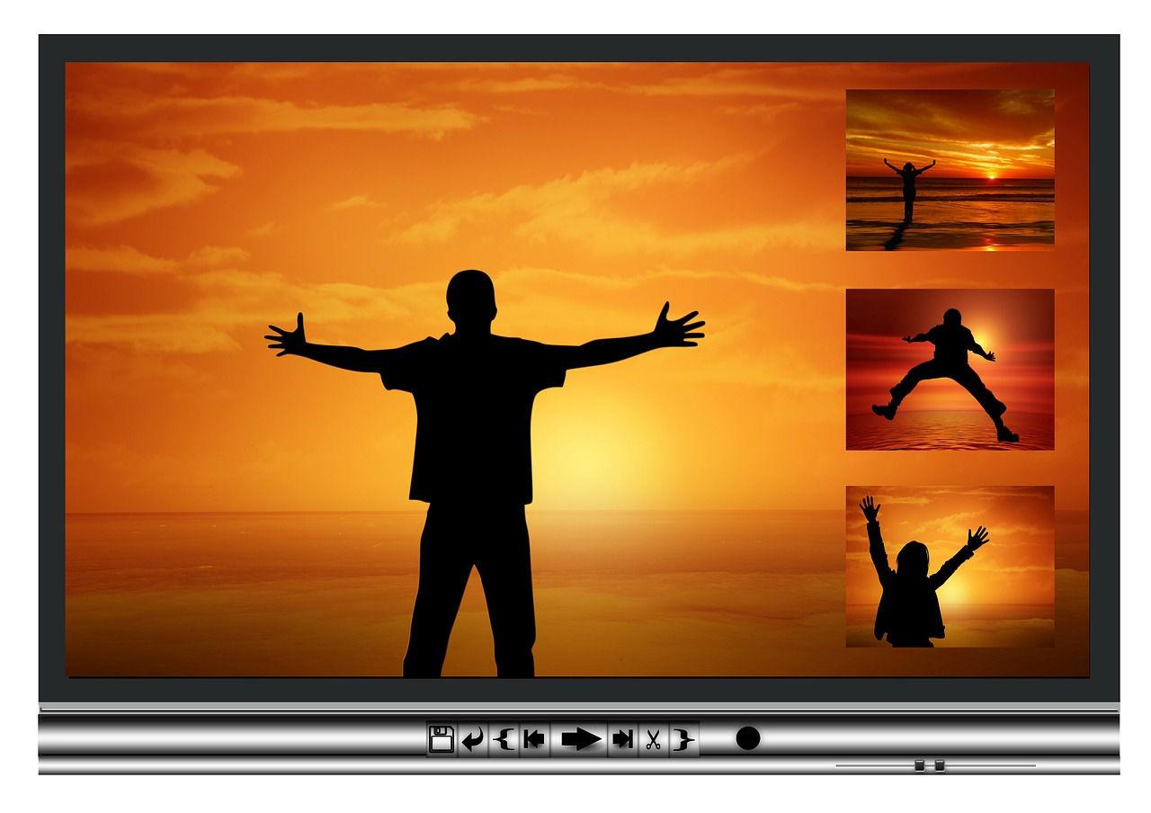 Computer für die Videobearbeitung