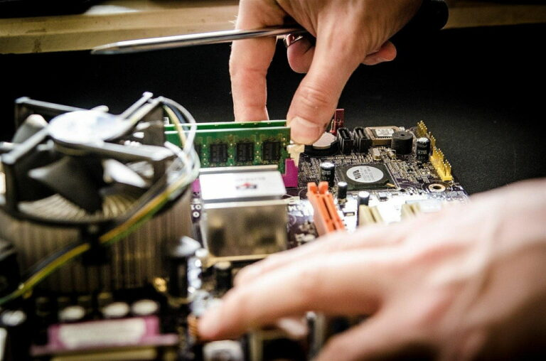IT-Karriere im Computer-Service