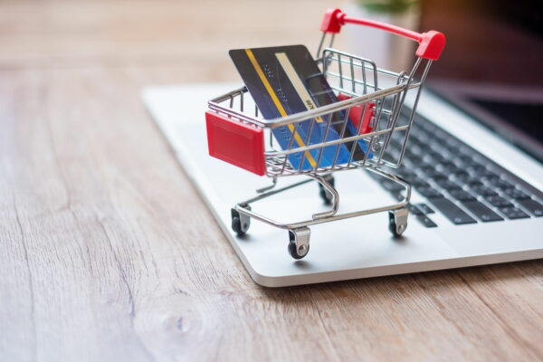Online Shopping hat stark zugenommen