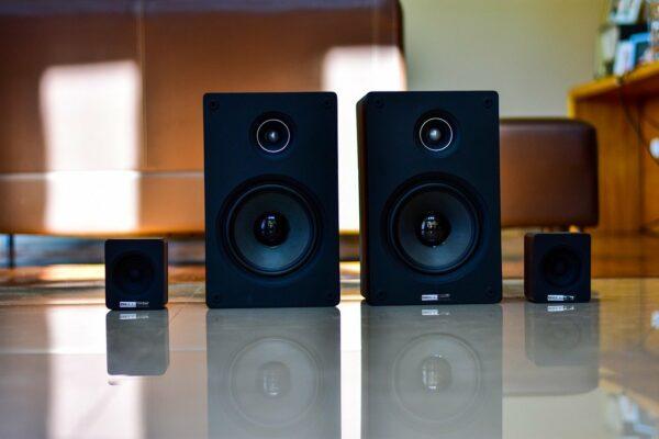Lautsprechersysteme für Kino-Sound