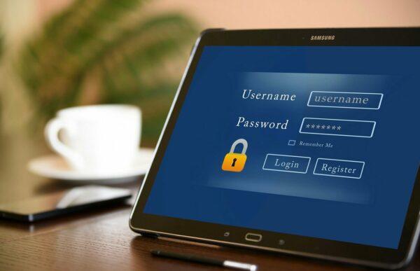 Unbedingt sichere Passwörter verwenden