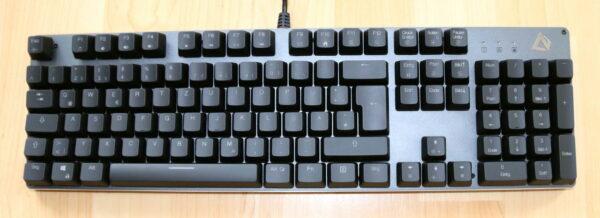 AUKEY KM-G12 mechanische Gaming-Tastatur