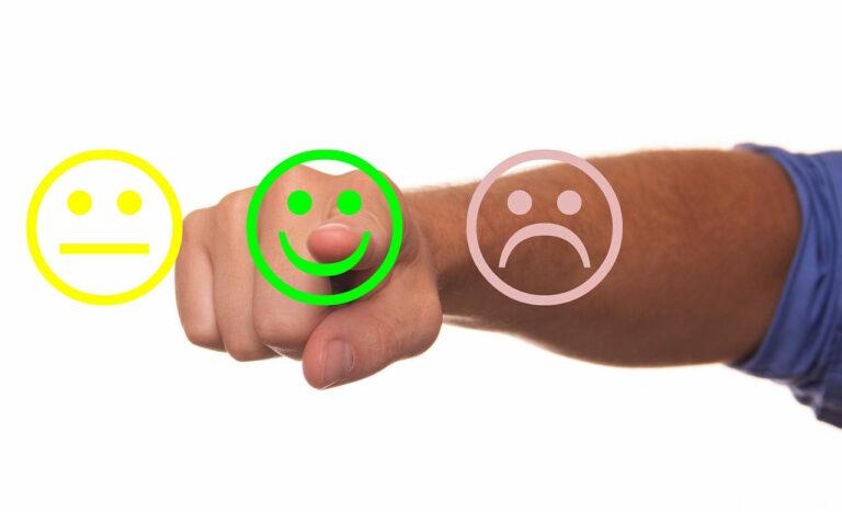 Bewertungen in Online-Shops