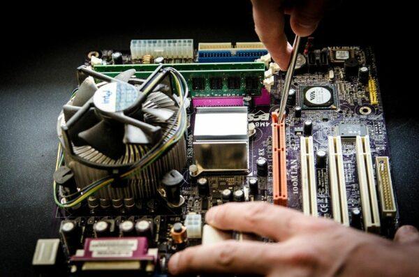 Hardware Komponenten beim Gamer-PC