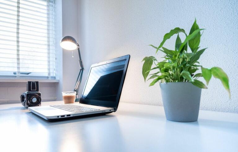Das richtige Licht am PC Arbeitsplatz