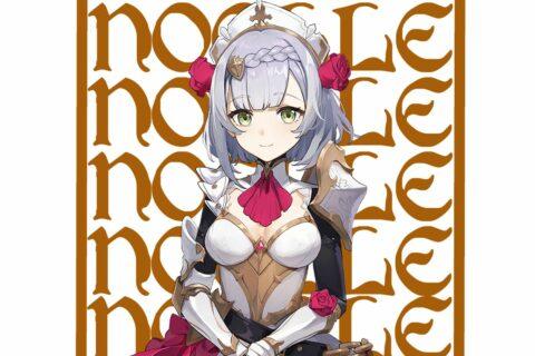 Noelle Genshin Impact