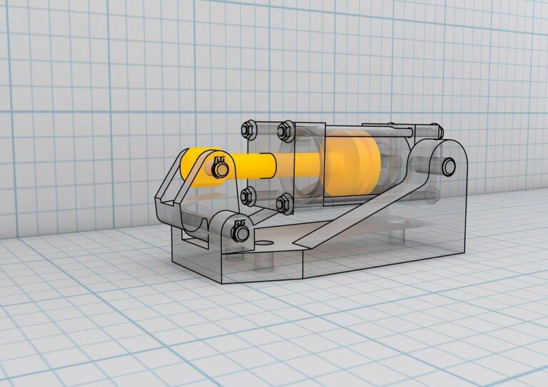 CAD Design mechanisch