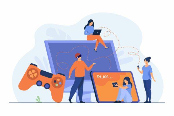 Cross-Plattform-Gaming