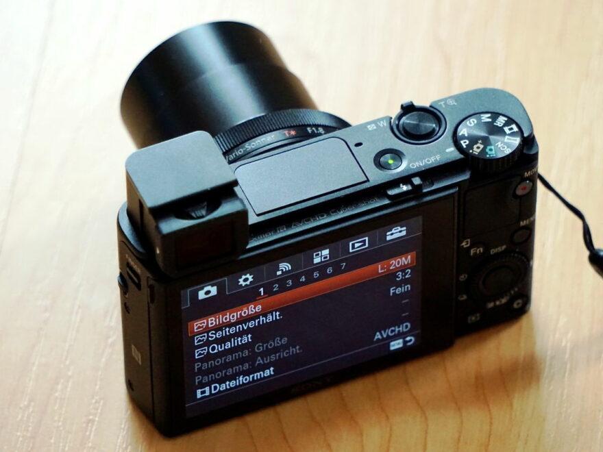 Kompaktkamera Sony RX100 M3